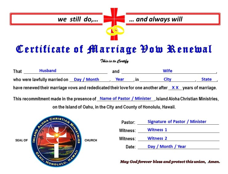 IACM Vow Renewal Certificate - Final